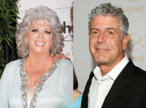 Paula Deen Anthony Bourdain Diabetes Showdown