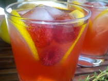 how to make homemade raspberry lemonade