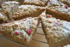 Fresh Red Currant Scone Recipe