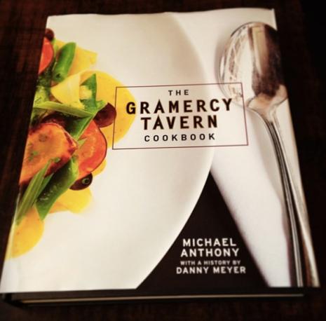 Gramercy Tavern Cookbook